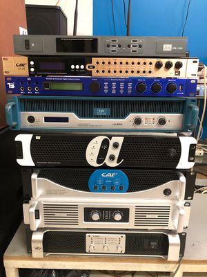 Main công suất Caf 2-3-4 kênh