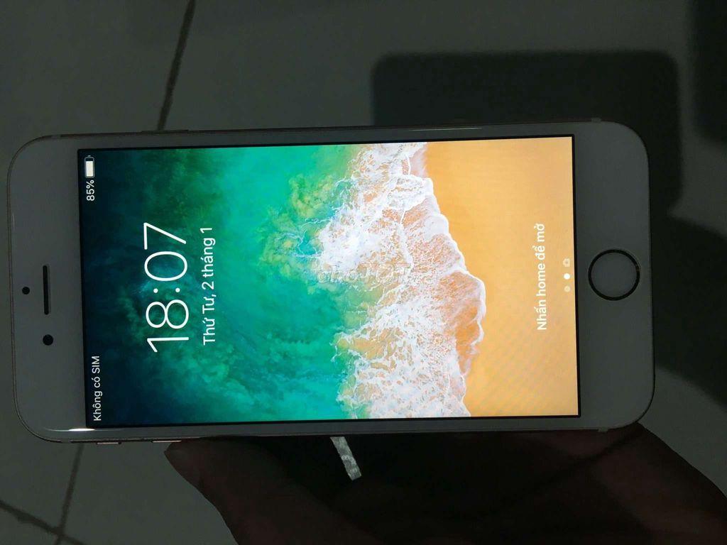 Giao lưu iphone 6s rose 16gb quốc tế zin cứng