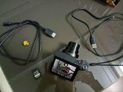Thanh ly máy ảnh sony hx fullhd siêuzoom vlog dslr