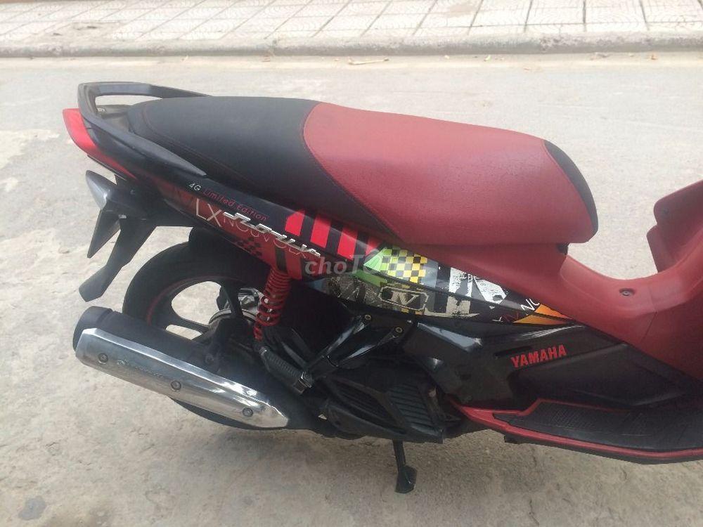 Nouvo lx 135 màu đỏ đen nguyên bản biển -212
