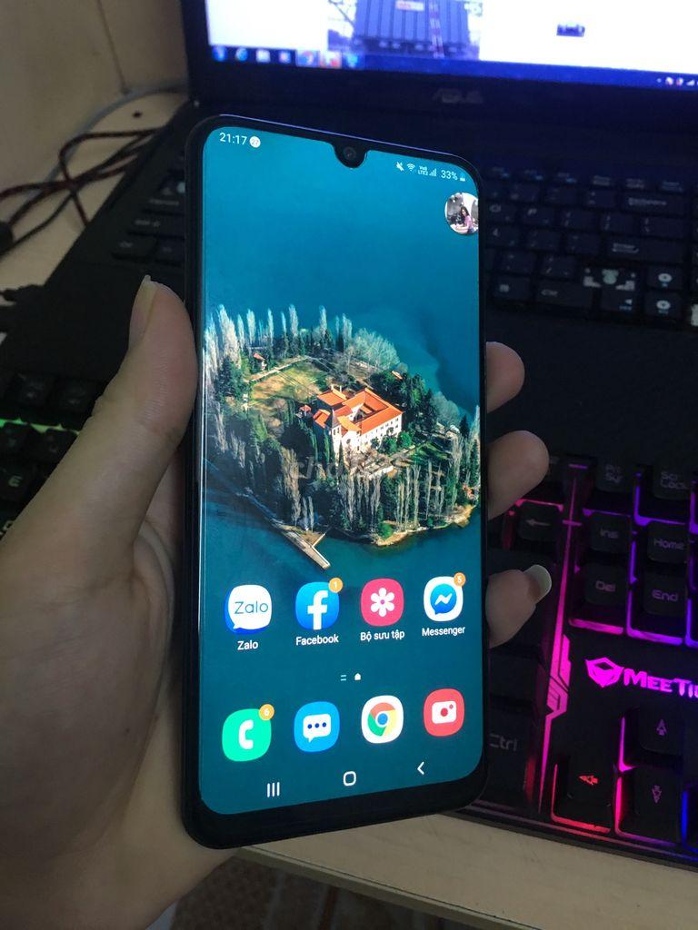 Samsung a50 4/64g đẹp keng