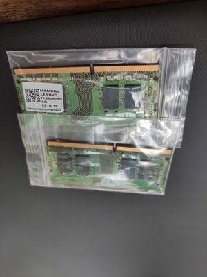 Ram laptop ddr4 8gbx2 bus 2666