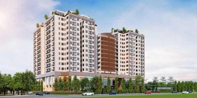 Chung cư Unico Thăng Long 42m² 2 PN