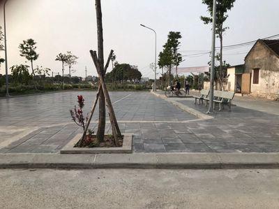 Bán 71m2 MT 4m bìa làng Mai Hiên, Mai Lâm