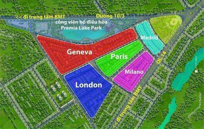 ECOCITY PREMIA- Khu đô thị đồng bộ đẳng cấp BMT