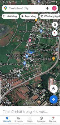 Bán đất nhà vườn gần Khu Cầu sắt VK, Trà Đa