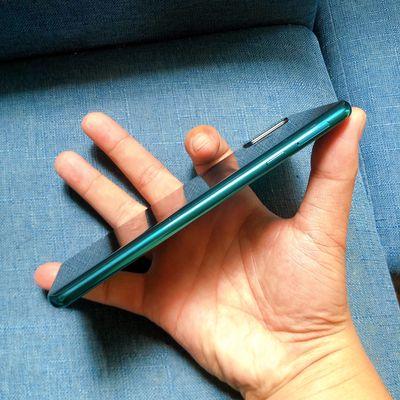 Samsung Galaxy A9 Pro 128 GB xanh lá 99% Ram6