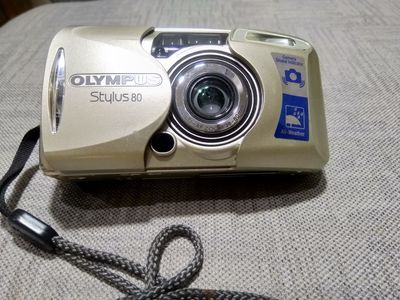 Máy ảnh Phim Olympus