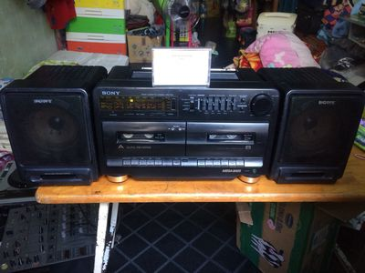 Cassette Radio SONY CFS-710S