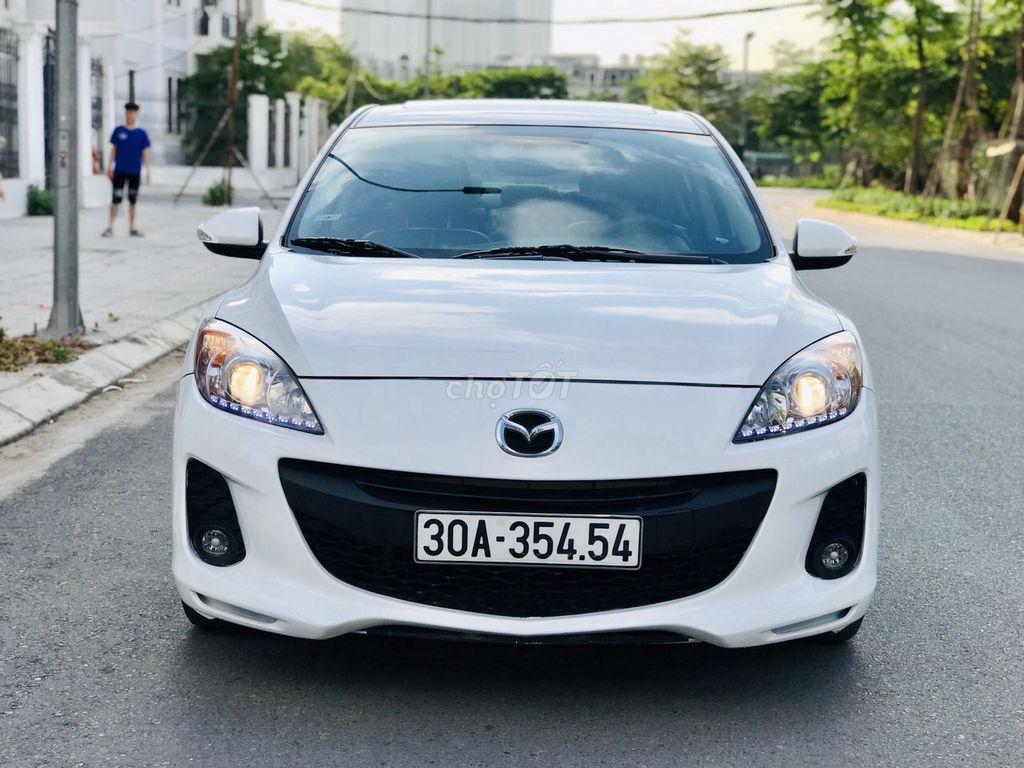 Mazda 3S 2014 Bản mặt mếu