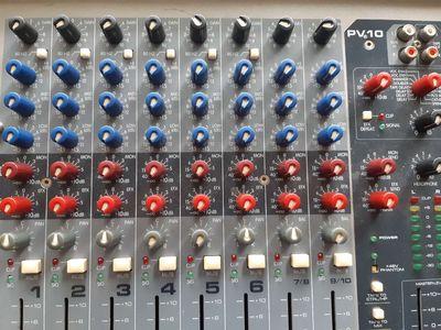 Mixer PV 10