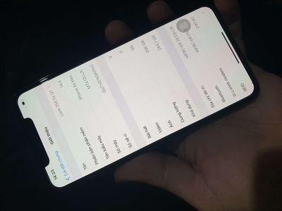 iPhone XS Max Vàng 256G lock đã fix quốc tế