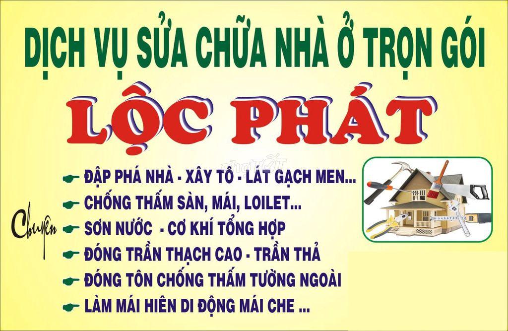 Dịch vụ sửa chữa nhà ở quanh khu vực Đà Nẵng