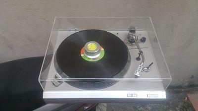 Mâm hát đĩa than Sony PS-313 -Máy mới đẹp xuất sắc