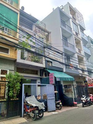 Đg nội bộ Nguyễn Thiện Thuật Q3, 3.2x14, trệt 3L
