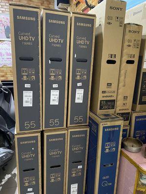 Tivi. MH Cong Samsung. 55RU7300. BH 11/2022