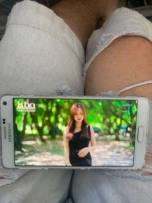 Samsung Galaxy Note 4 ram3 bộ nhớ 32 đẹp giá sv