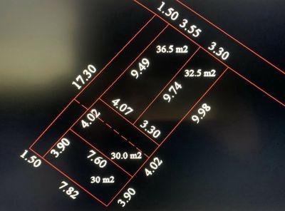 Bán 128m2 đất Sài Đồng,chia 4 lô được. Giá 50tr/m2