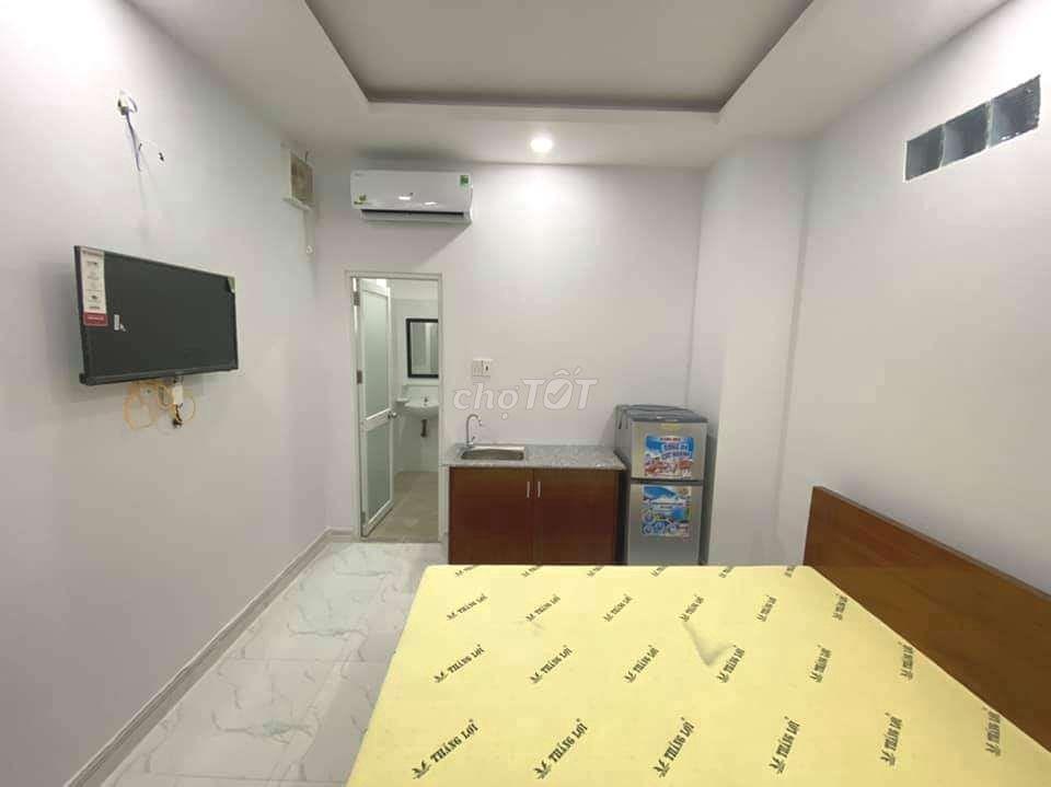 Căn hộ mini Quận 7 25m² full nội thất sat Kênh Tẻ