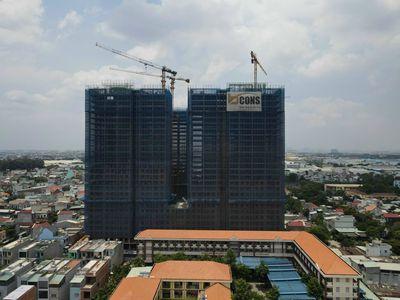 Kẹt tiền bán gấp Bcons Garden dt 57m2 giá 1,35 tỷ
