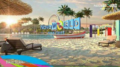 Biệt thự biển Nova Phan Thiết cam kết thuê 600tr