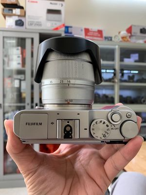 Fujifilm X-A3 Kit 16-50