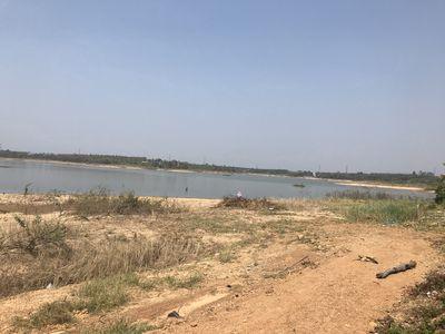 8,7 sào view sông sểpok 83m 2 mặt tiền Eanoul