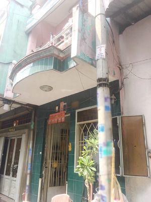 Nhà (3*8m/NH/lầu đúc) hẻm Tùng Thiện Vương P11 Q8