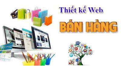 Thiết kế website bán hàng trọn gói