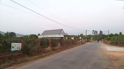 1.14ha  gần đường  KCN  Tân Đức- Bình Thuận 2tỷ