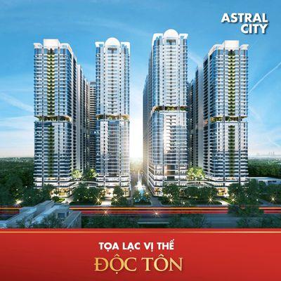 Astral City-Cùng kiến tạo cộng đồng thịnh vượng