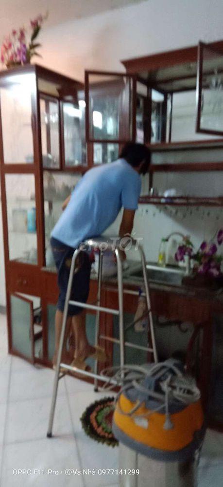 Nhận vệ sinh dọn dẹp nhà cửa