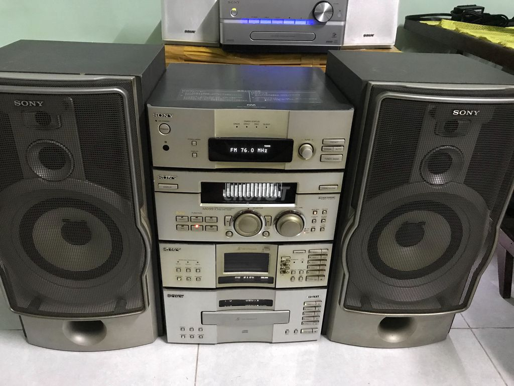 0937333557 - Dàn Sony MD99 bãi nhật