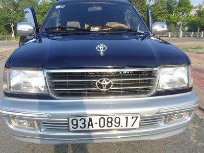 Toyota Zace 2002 Số sàn-MỚI TINH NHƯ HÃNG-RIN 100%