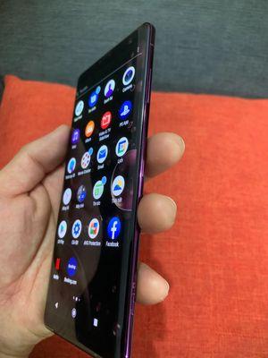 Sony Xperia XZ3 ram 6/64GB 2 sim đẹp