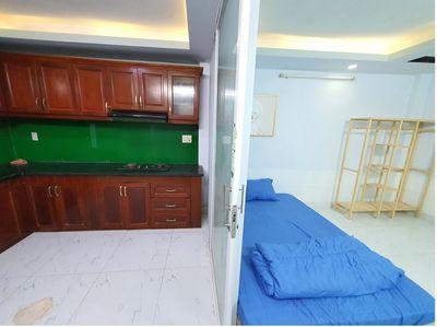 Căn Hộ Mini 2 Giường Ngủ 35m2 - Chợ Bà Chiểu - BT