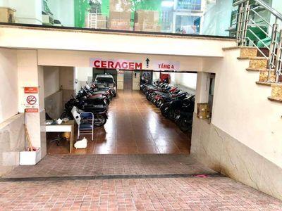 Nhà 9 tầng, 120m2 đường Nguyễn Xiển, Thanh Xuân.