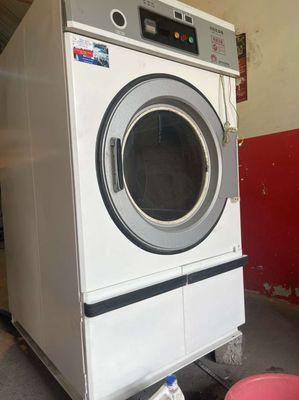 Máy giặt 20kg, máy sấy 25 kg