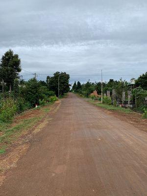Cần bán lô đất 30x65m, mặt tiền đường nhựa 12m.