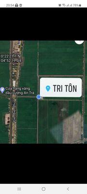 Đất ruộng đầu tư Tri Tôn