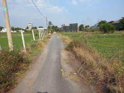 Đất thổ cư 1/Hà Duy Phiên vào 100m đường trải nhựa