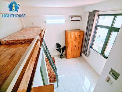 Phòng Gác Lửng 28m2 Nguyễn Văn Đậu_gần ĐH Văn Lang