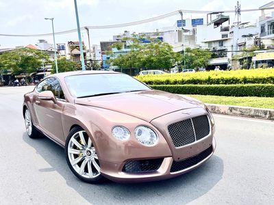 Bentley Continental gt 2 cua hàng độc hiếm mua mới