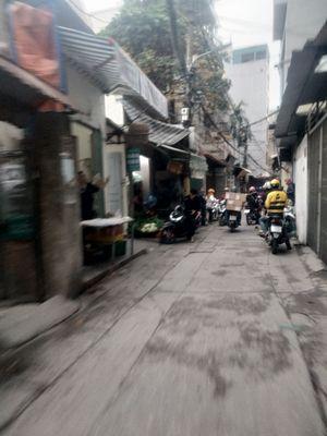 nhà ngõ 356 Khương Trung, 68m