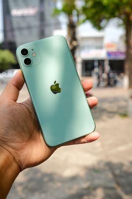 iPhone 11 mint 64GB Quốc tế zin áp suất