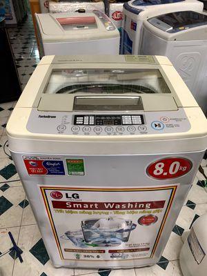 Thanh lý máy giặt lg 8kg nguyên rin chưa sữa chữa