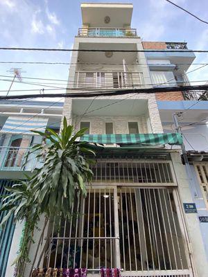 Nhà sr lô nhì Huỳnh Tấn Phát, 5 phòng ngủ, cần bán