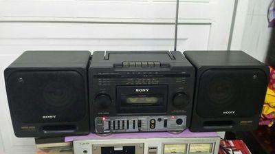 Sony 1133s radio cassette