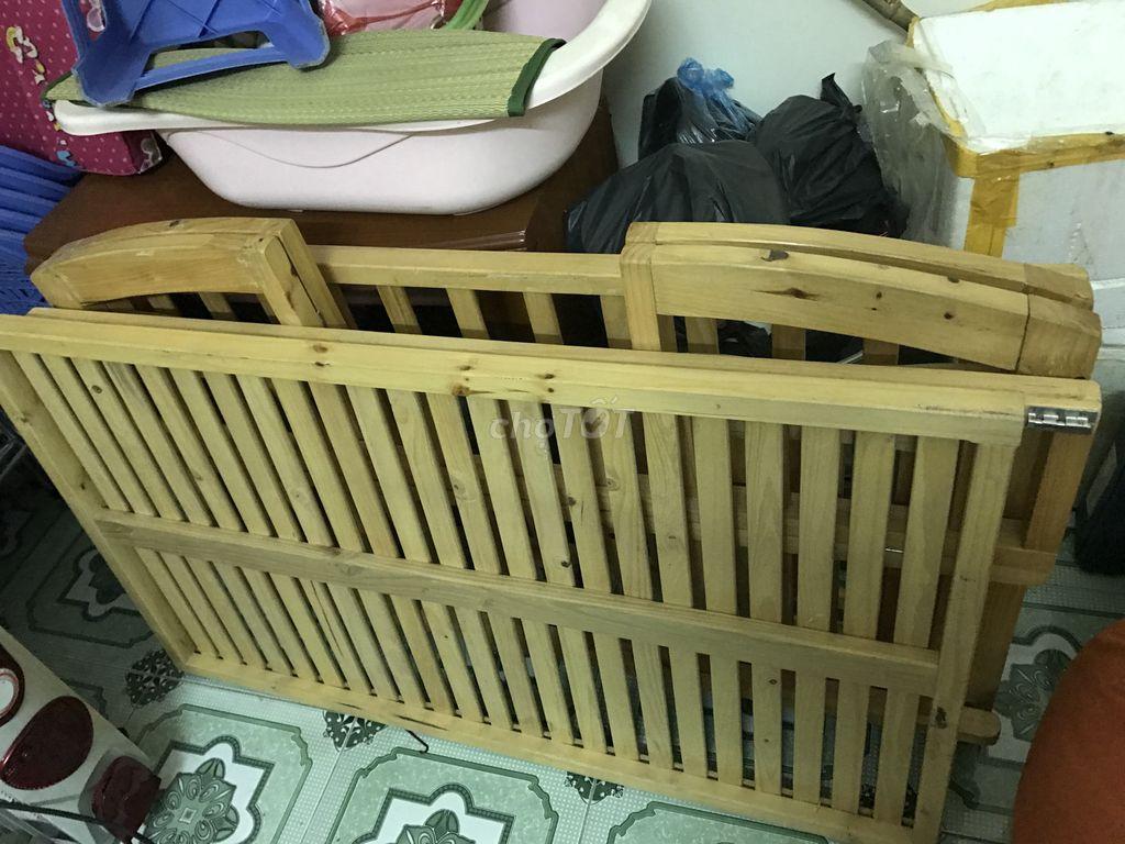 Giường trẻ sơ sinh