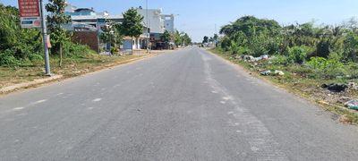 Bán nền mặt tiền đường A3 KDC Hưng phú 1